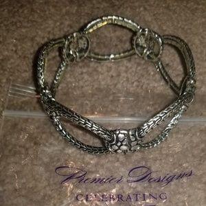Premier design stretch bracelet